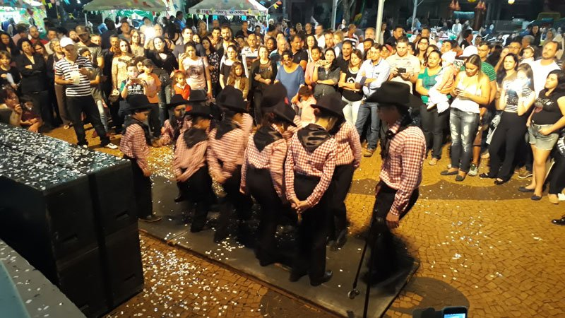 O 2º Anarriê Festa Junina, 100% Solidário, mostrou mais uma vez que veio pra ficar