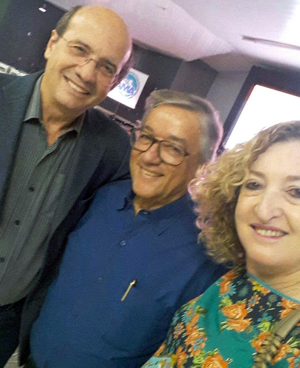 """Secretária Edna Cristal e Prefeito Norair participam do lançamento do """"5º Congresso Internacional de Educação do Noroeste Paulista"""""""