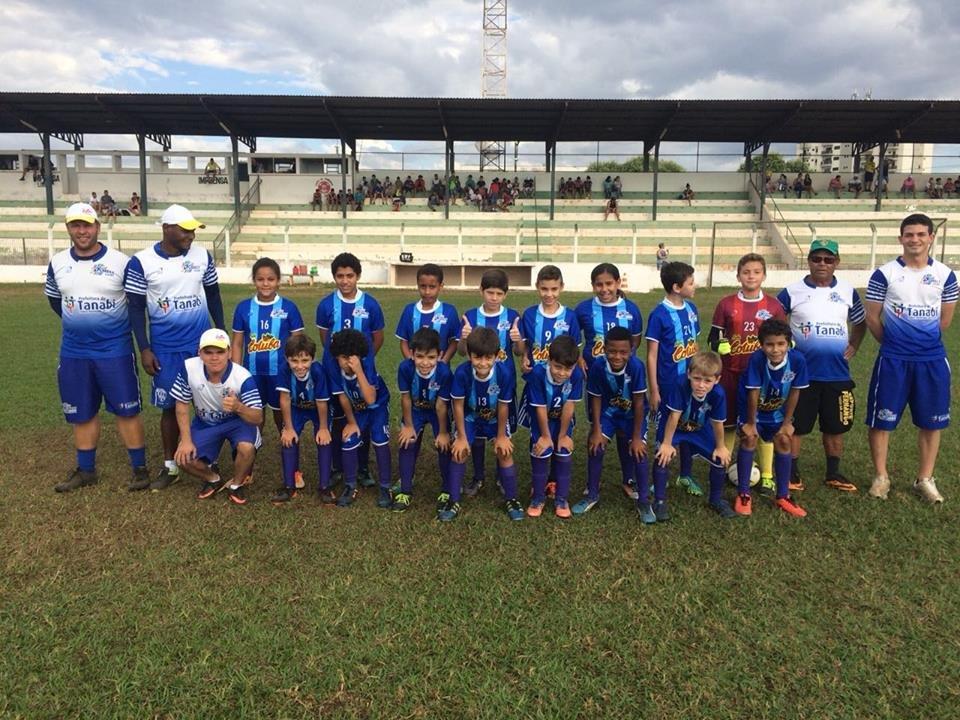 Equipes de Futebol Infantil de Tanabi continuam fazendo bonito na Copa AME