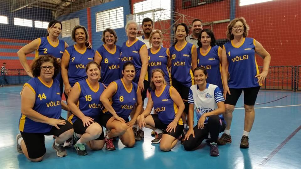 Equipes de Voleibol Adaptado de Tanabi jogam pela 3ª Rodada da Superliga de Voleibol Adaptado