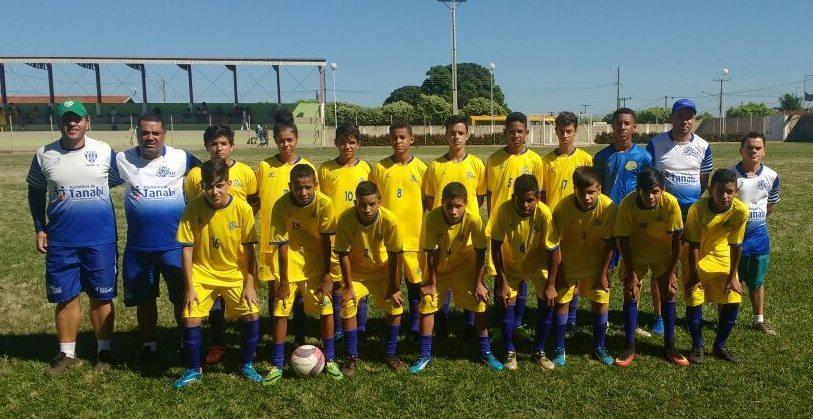 Equipes de Futebol Infantil de Tanabi vão até Catanduva e obtém 100% de aproveitamento novamente pela 9ª rodada da Copa AME