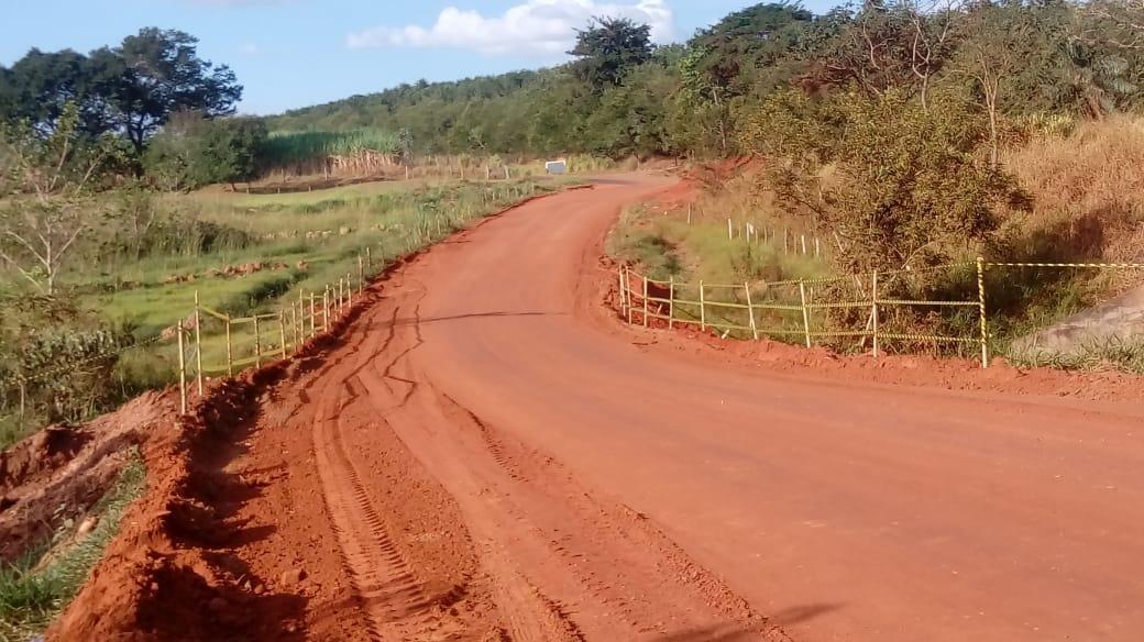 Uma nova ponte foi construída no desvio da Rodovia Isidoro Saran