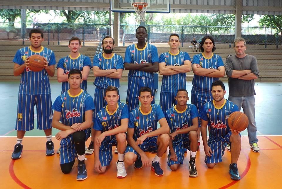 Equipes de basquete de Tanabi entraram em quadra no final de semana pela Copa Monte Líbano