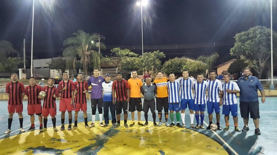 Brasil é Campeão do Campeonato de Futsal da COHAB II