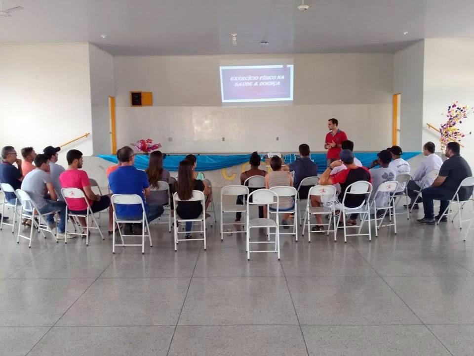 SMELT Tanabi realiza curso de capacitação para os professores