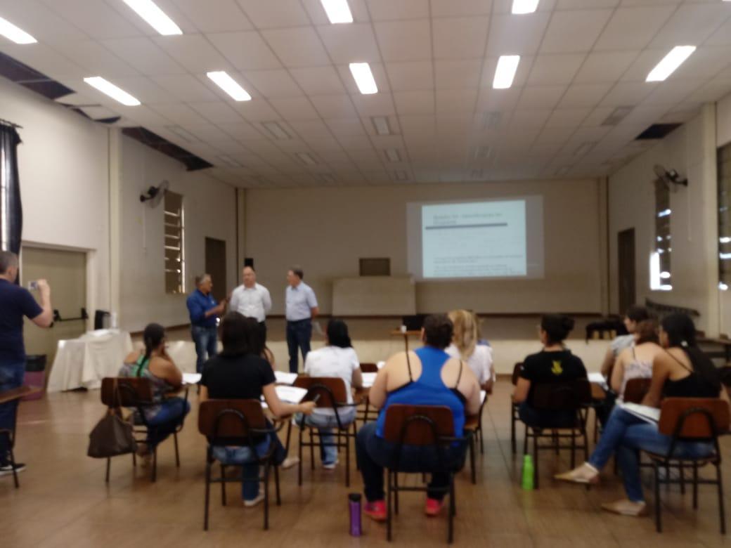 Prefeito Norair esteve ontem em São Paulo reunido com o procurador do Estado Dr. André Luiz dos Santos Nakamura
