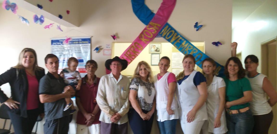 Saúde finaliza a Campanha Novembro Azul em Tanabi