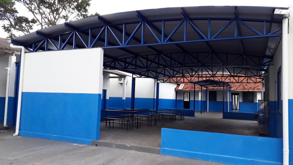 Após reforma, Escola Municipal José Serafim da Silva, do bairro Ecatu, será reinaugurada na próxima sexta-feira, dia 15