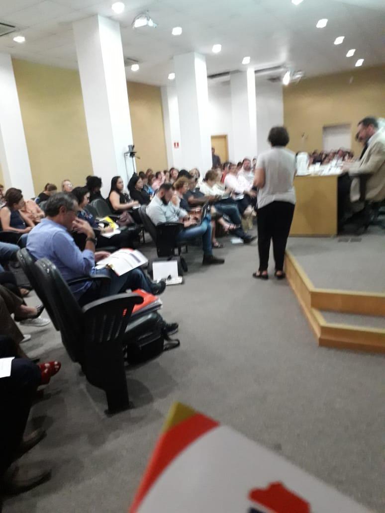 Saúde de Tanabi participou esta semana de reunião com o COSEMS/SP em São Paulo