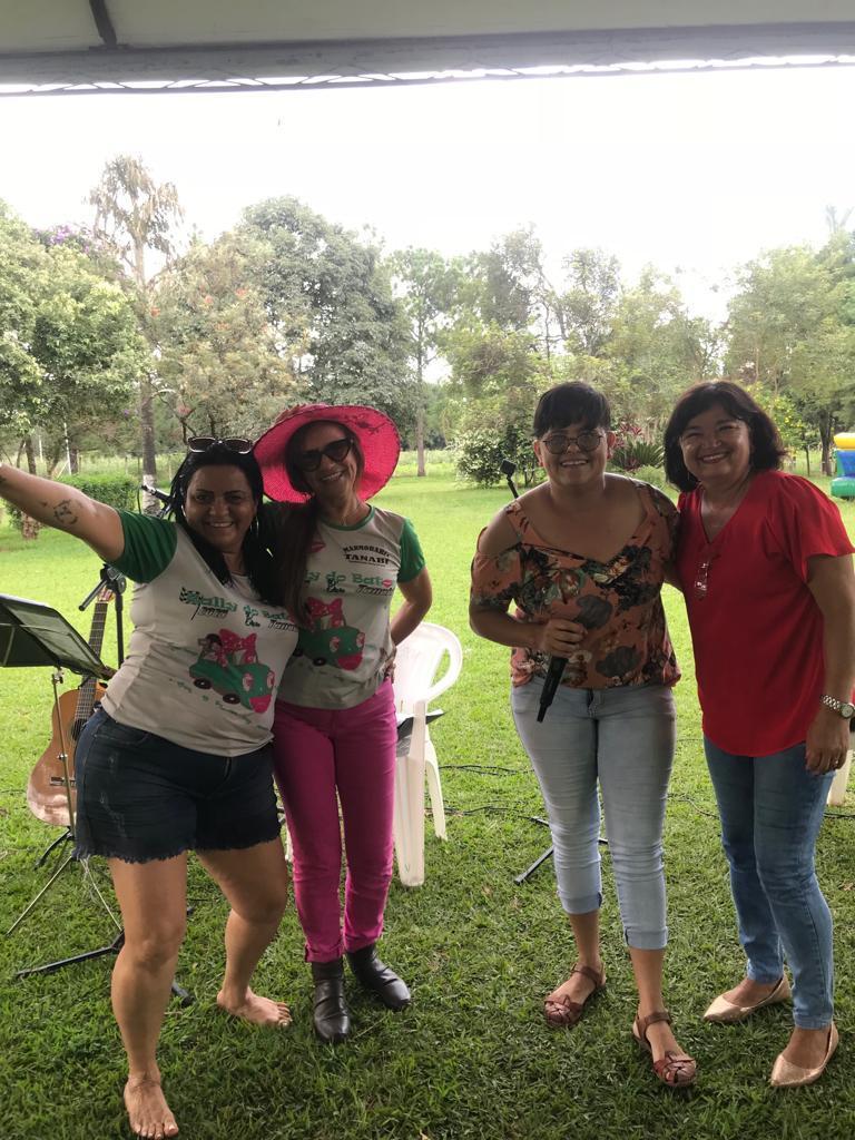 Fundo Social de Tanabi realizou no último domingo a 10ª edição do Rally do Batom