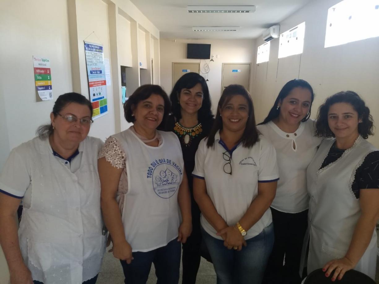 Saúde de Tanabi realizou no último sábado o Dia D contra gripe