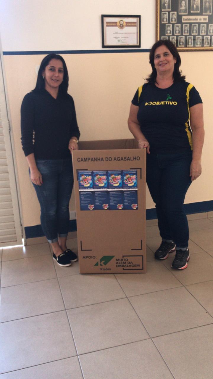 Fundo Social de Tanabi dá a largada à Campanha do Agasalho 2019