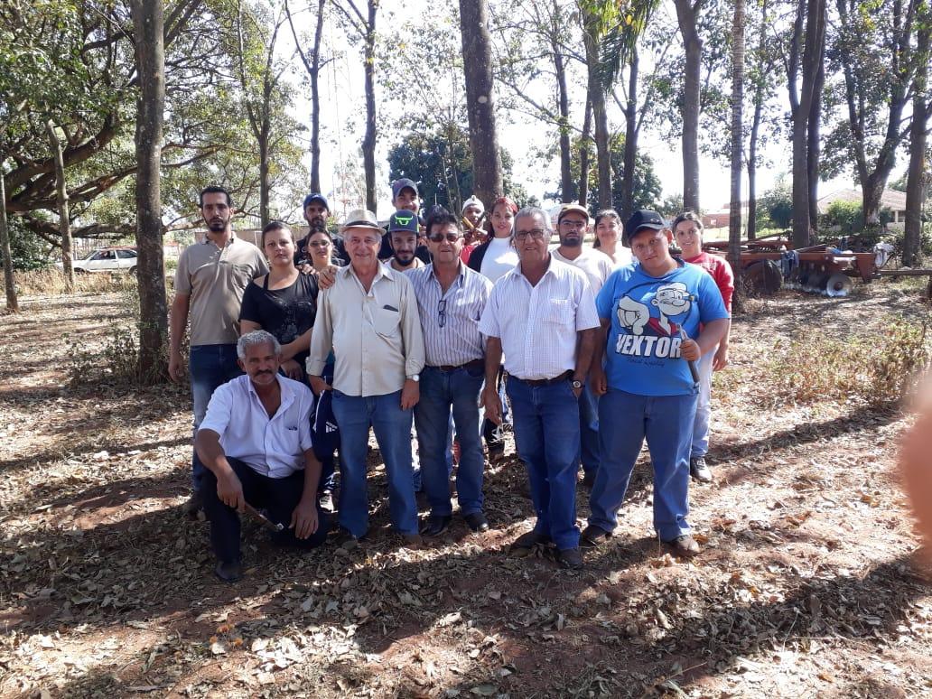 Agricultura e SENAR promovem curso de Sangria em Seringueira