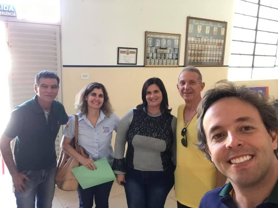 ETEC - Centro Paula Souza inicia curso de Administração em nossa cidade em 2020