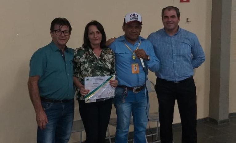 Agricultura e Prefeitura de Tanabi promovem Curso para Operação de máquinas pesadas