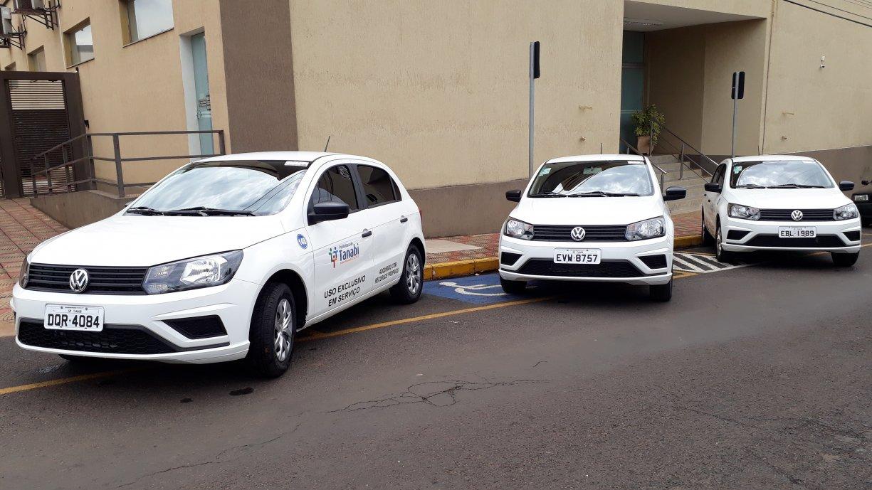 Com recursos próprios Prefeitura investe na aquisição de três novos veículos para o município