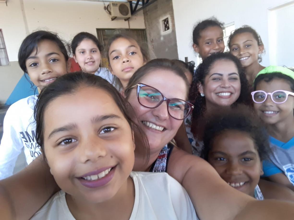Serviço de Convivência e Fortalecimento de Vínculos – Secretaria de Assistência e Desenvolvimento Social