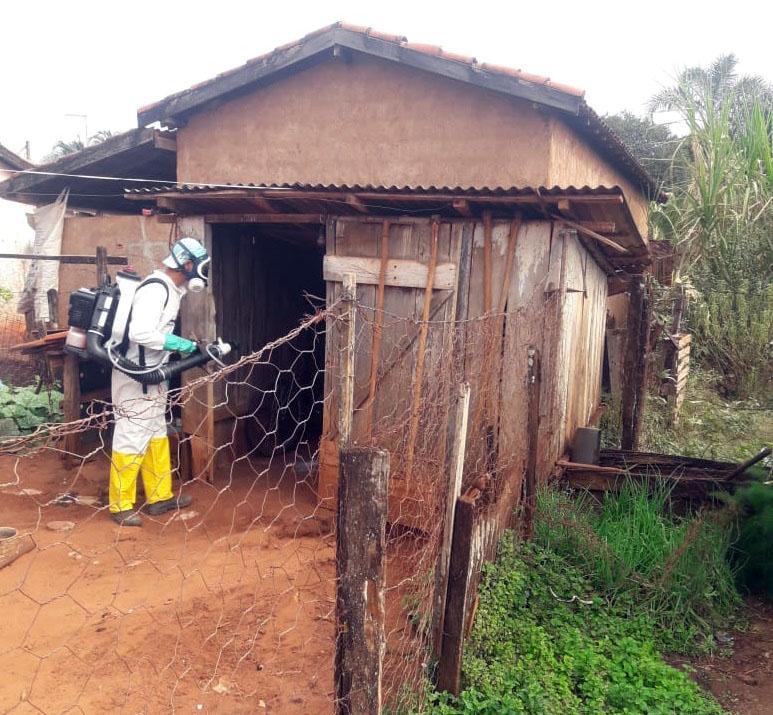 Ações de combate à dengue continuam em Tanabi