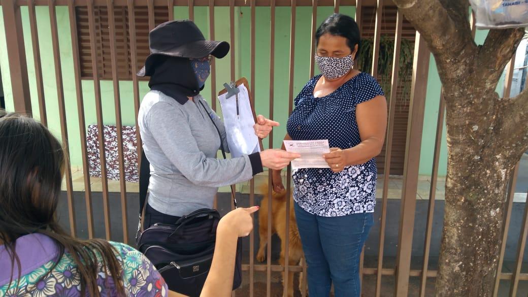 Saúde de Tanabi esta realizando a semana de prevenção e controle da leishmaniose visceral