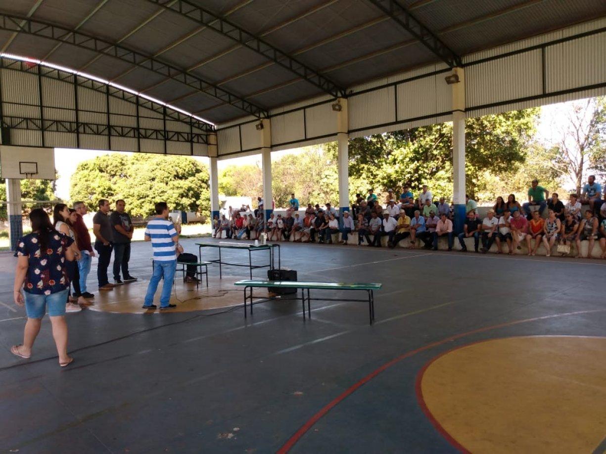 Prefeitura realizou Audiência Pública para a Regularização Fundiária do Bairro do Ecatu