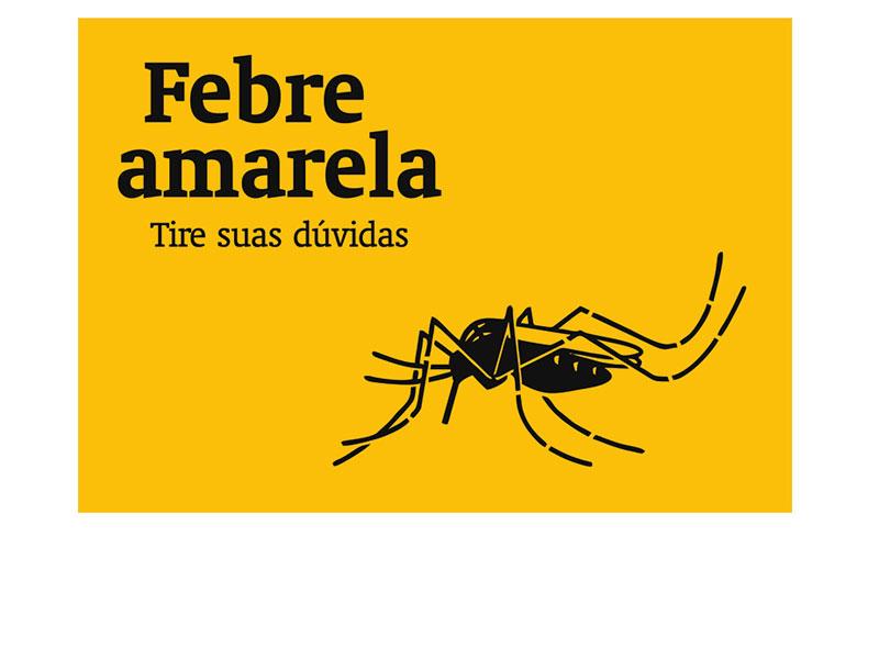 Dúvidas com relação à doença Febre Amarela e vacinação no Estado de São Paulo