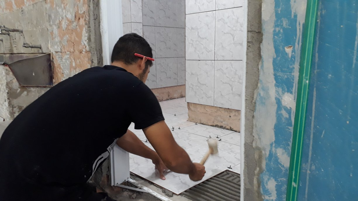 Prefeitura realiza obras de manutenção e reforma na Escola Alexandre Kannebley Melotti