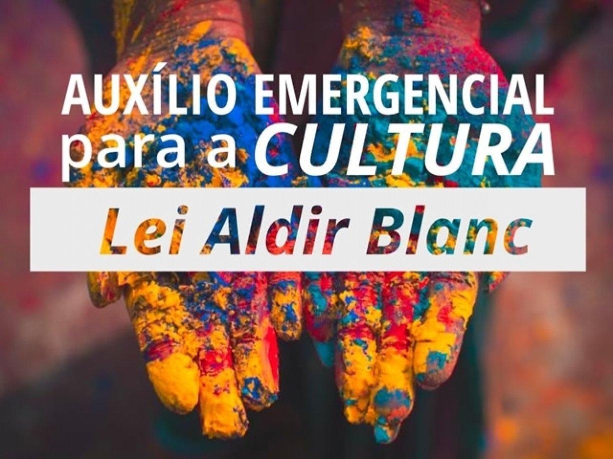 Auxílio Aldir Blanc em Tanabi