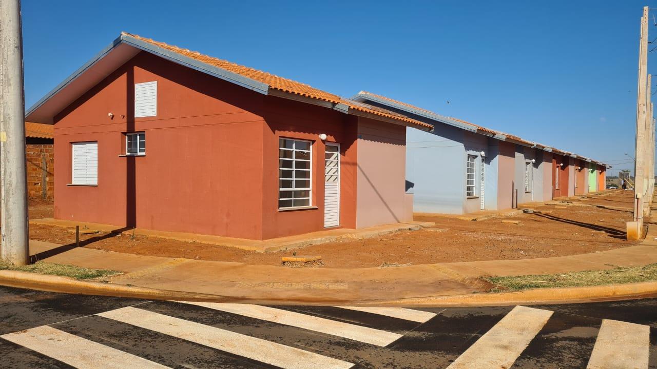 Entrega de 184 moradias da CDHU - Tanabi A