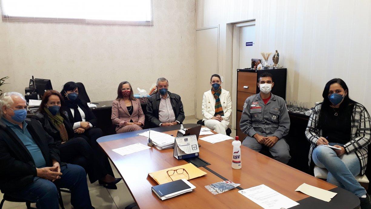 Comitê Municipal de Combate ao Coronavírus de Tanabi se reuniu nesta quarta-feira 27