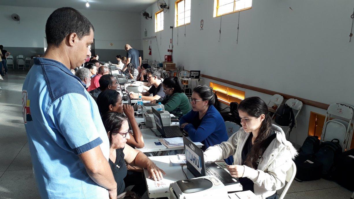 1286 pessoas fizeram as inscrições para concorrer as 184 casas do CDHU em Tanabi