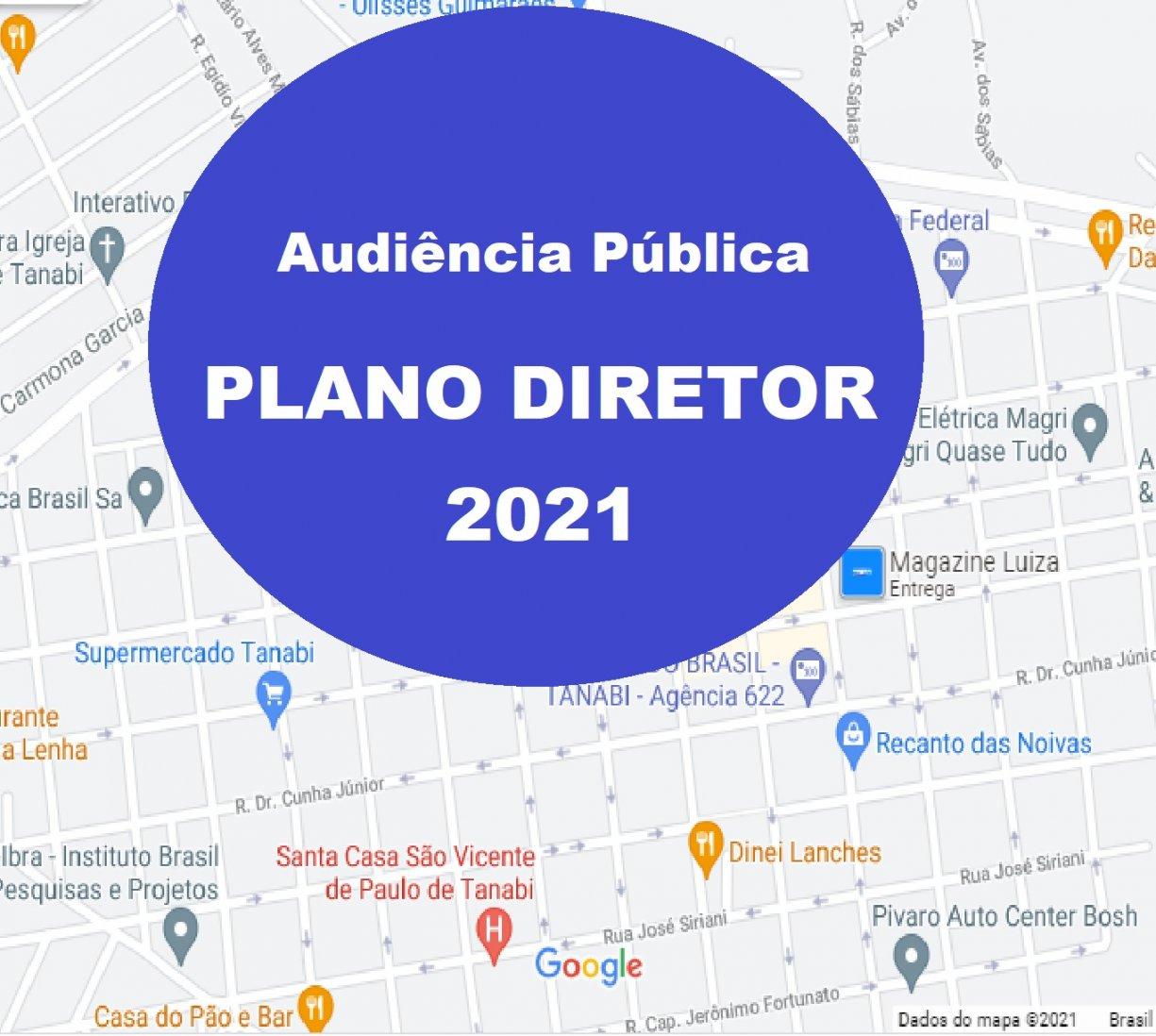 Audiência Plano Diretor
