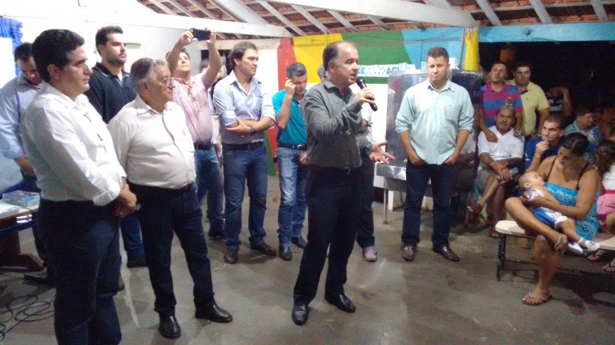 ITESP e Prefeitura realizaram a primeira reunião com os moradores do Sitio do Estado para tratar sobre a regularização do bairro