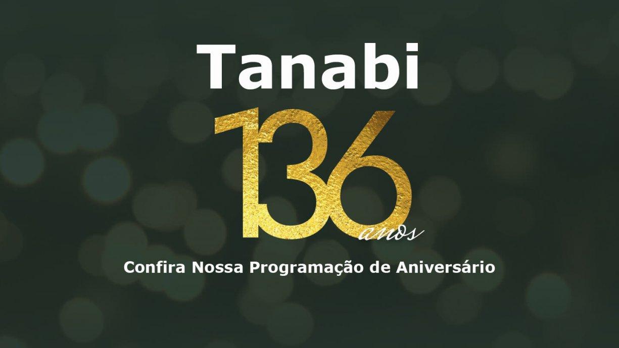 Programação de Aniversário em comemoração aos 136 anos de Tanabi