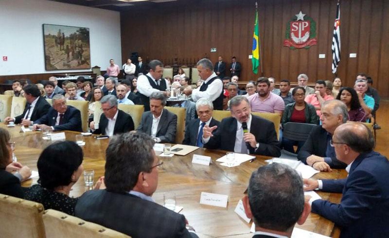 Governo do Estado assina termo de doação do terreno da USP para Tanabi