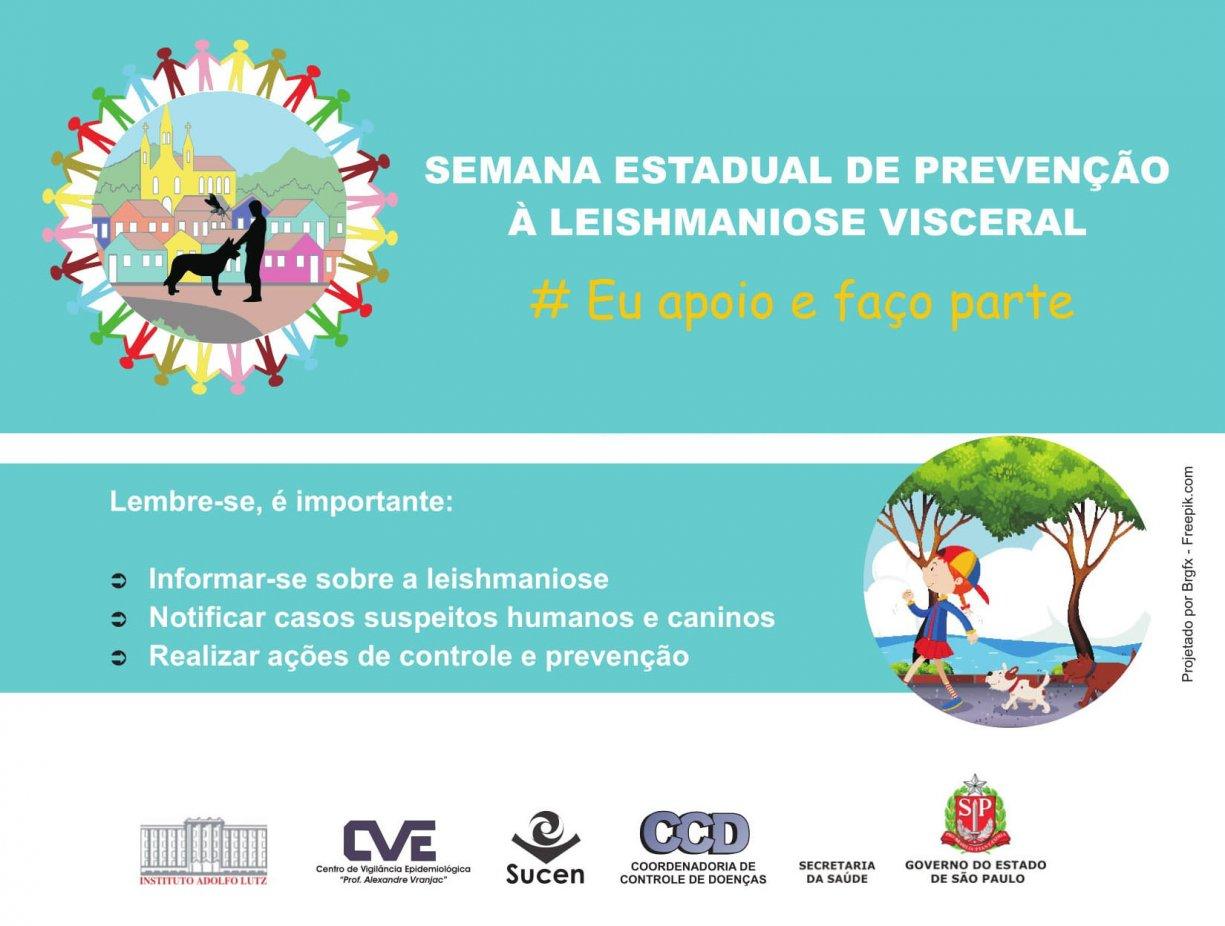 Tanabi participará da Semana Estadual de Prevenção da Leishmaniose Visceral