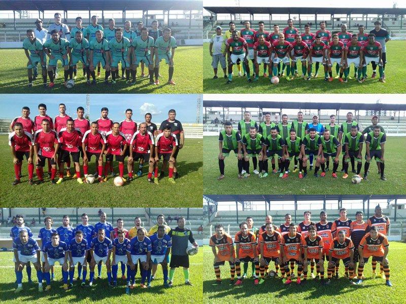 Começa amanhã o tradicionalíssimo campeonato 4 de Julho de Futebol Amador - Troféu Ivo Maciel