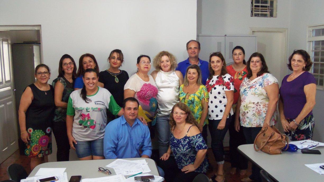Secretaria de Educação realiza reunião de planejamento com diretores da rede municipal de ensino