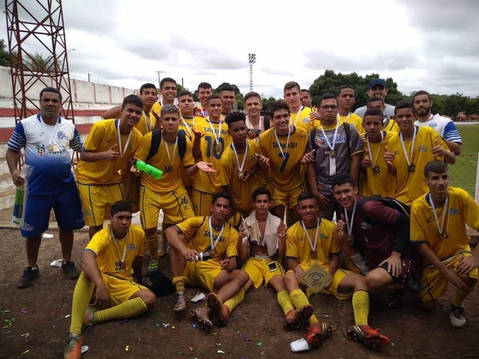 Equipe de Futebol Infantil categoria Sub-16 de Tanabi conquista o título da Copa Ame 2018