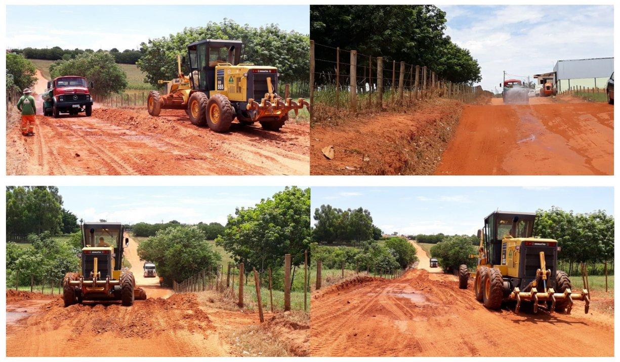 Obras na Avenida José Vieira de Souza, que liga Jardim Centenário ao Sítio do Estado, começaram hoje