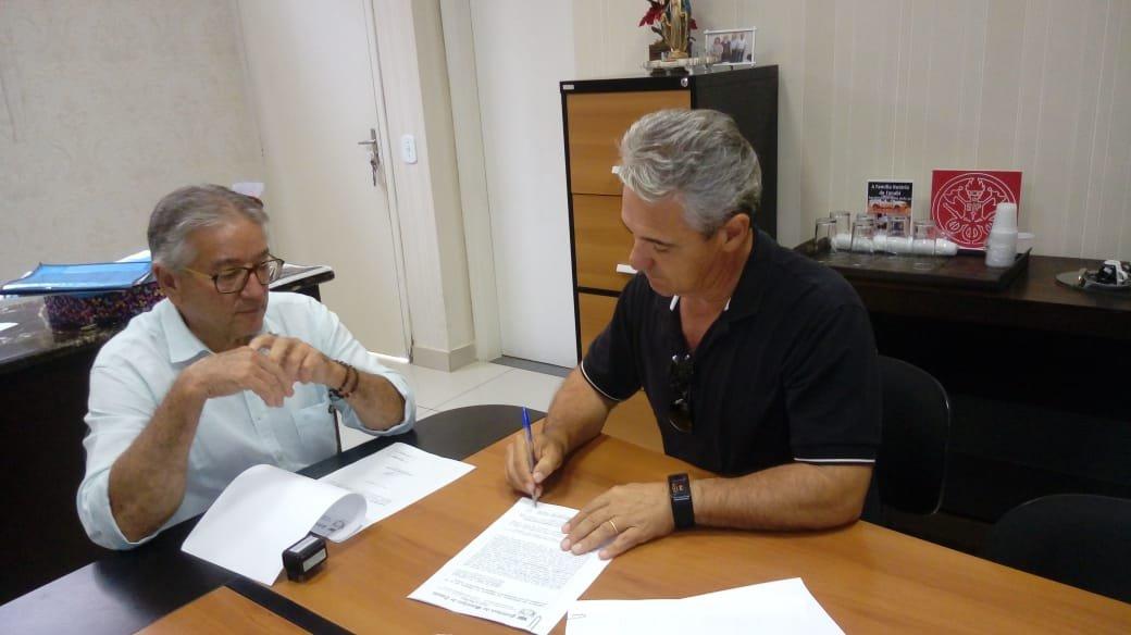 Norair assina contrato que autoriza a construção da Marginal Domingos Galego Dias