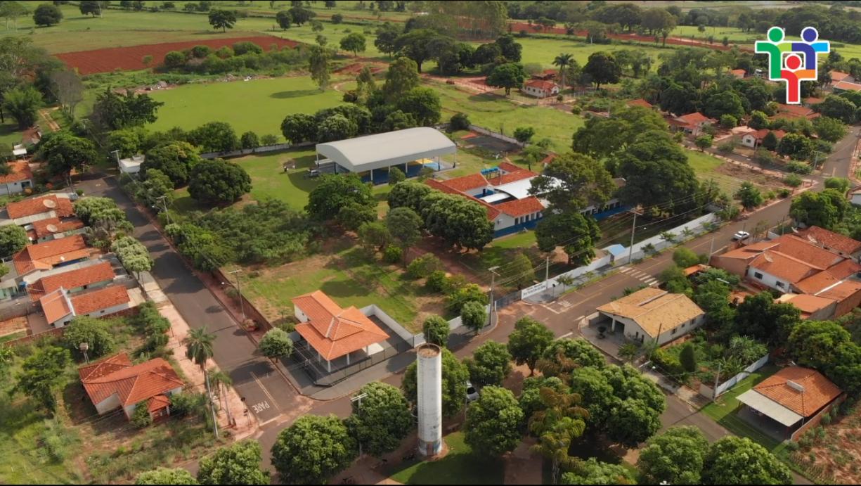 Reinauguração da Escola Municipal José Serafim da Silva