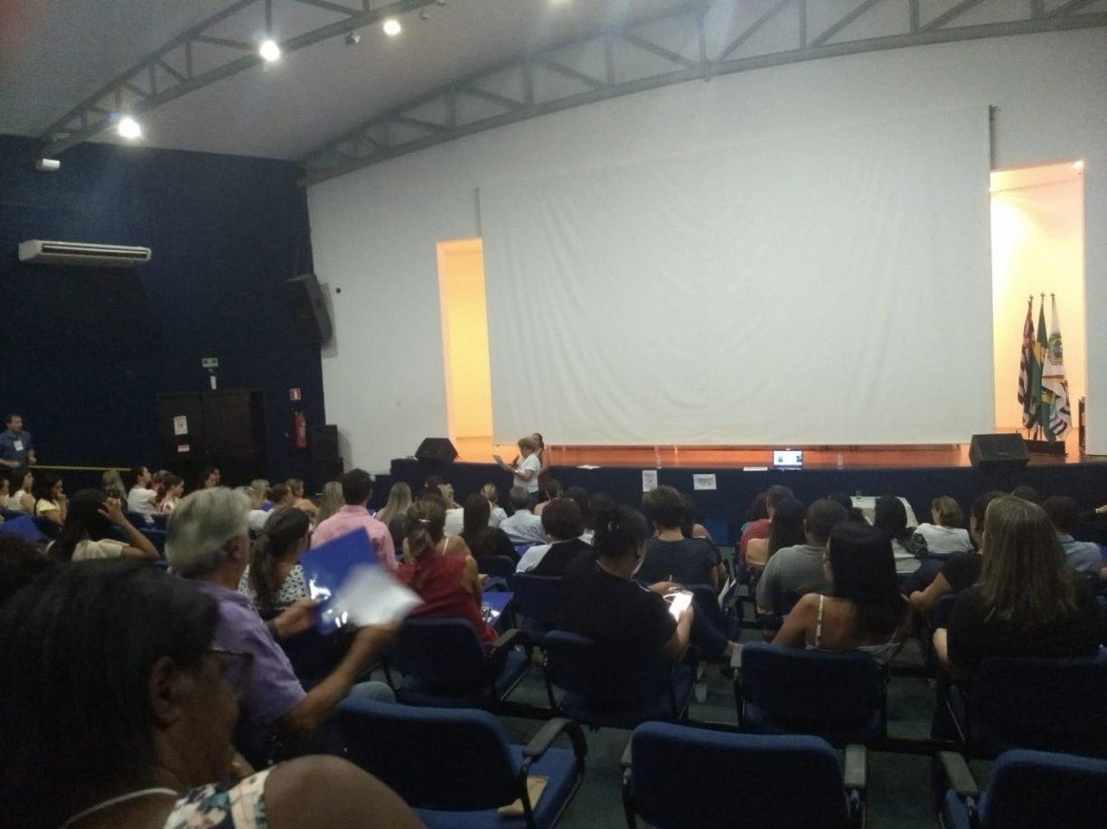 Saúde de Tanabi participou da Conferência Intermunicipal de Saúde na cidade de Orindiúva